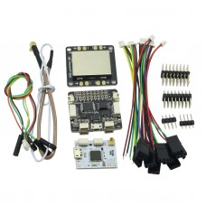 SP Pro Racing F3 Flight Controller with OPLink Mini & 2-6S Distribution Board for Quadcopter Multicopter