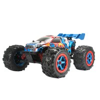 TM E6 Waterproof Smart Remote Control RC Car Electric Monster Truck 120K/H with Battery