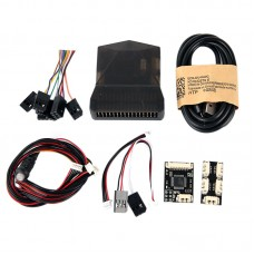 Mini PX4 Pixhawk Lite V2.4.6 32Bits Open Source Flight Controller with Case PPM Encoder T-card I2C for Multicopter
