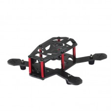 H150 RC Helicopter Parts MIni 150mm 4-Axis Carbon Fiber Frame kit for Quadcopter