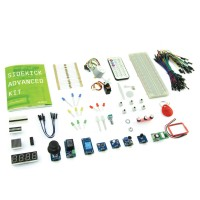 Upgraded Advanced Version Starter Kit the RFID learn Suite Kit LCD 1602 for Arduino UNO R3 DIY