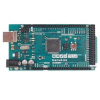 Arduino LLC Genuino Mega2560 SCM Microcontroller Based on ATMega2560 for Arduino Duemilanove Diecimila