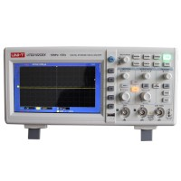 UNI-T UTD2102CEX 100MHZ AC240V Bandwidth 2CH 1GS/s 7inch Digital Storage Oscilloscope OSD with Probe