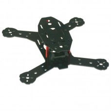 Bee180 3K Glass Fiber 4-Axis Quadcopter FPV Multicopter Frame for CC3D Acro Afro Naze