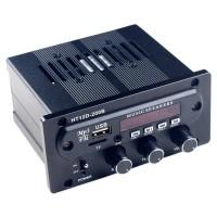 Digital DC24V High-Power Amplifier Multimedia Card U-Disk Bluetooth 2.1 Sound Channel HIFI Bass Amp