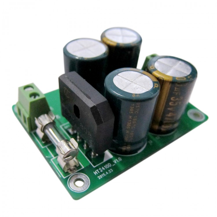 Amplifier Board Single Power Supply Rectification Filter TPA3116