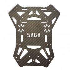 SAGA E450-T Quadcopter Carbon Fiber Upper Center Board for Multicopter FPV