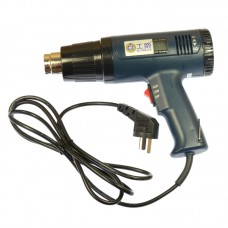 GJ-8016LCD Electric Power Tool Hot Air Heating Gun 1600W Temperature Adjustable Heating Gun