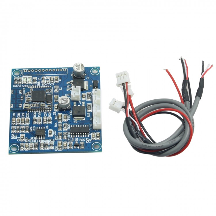 DIY Wireless Amplifier Stereo HIFI Bluetooth V3.0 Audio ...