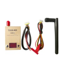 Boscam FPV System 32ch 5.8G TS800 800MW AV Transmitter TX58-800 Audio Video Sender