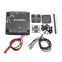 Upgraded Version Storm32BGC 32Bits Gimbal Controller Board Dual Gyroscope w/ IMU Antijam Module for Multicopter FPV Photography