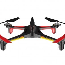 XK Alien X250 2.4G 4CH 4 Axis RC Quadcopter Multicopter Drone Compatible With Futaba S-FHSS