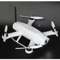 """WST Shuttle-280 4-Axis Quadcopter Mini UAV Drone Racing Copter w/ 9CH Remote Controller 5"""" Monitor for FPV"""