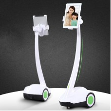 Remote Control Smart Telepresence Robot Monitoring PadBot Communication for iPhone iPad Android Phone Pad