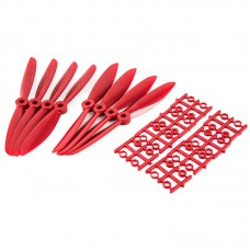 6045 Propeller  6*4.5 Blade Props CW CCW for Multicopter RC Quadcopter Helicopter 4Pair-Pack