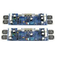 LJM Mono Class AB L12-2 Dual Channel 55V 120W Power Amplifier Board Audio Amp