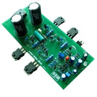 Musical Fidelity X-A 50 Single Channel Finished Amplifier Board with Rectification Filter Power Supply