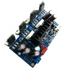LJM L20 V7 15A 200W Double Boards Dual Channel Amplifier Board Kit Amp for Audio DIY