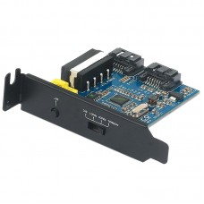 ORICO CAS3922-S2R SATA Serial Port Disk Array RAID Expansion Card Support Window2000 XP VISTA