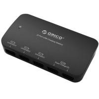 ORICO DCP-5U-BK 5 Port Universal USB Desktop Charger for iPad iPhone Samsung Phone Tablet