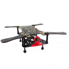 ATG QAV280 Mini Folding Frame Quadcopter Frame for RC FPV DIY Multicopter