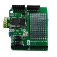 itead Arduino HC06 Bluetooth Module Expansion Board Bluetooth Shield Slave Mode 2.1