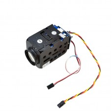 FPV Camera HD 1/4 Sony 700TVL 1.2G/5.8G 30X Zoom Adjustable Camera NTASC System for DIY Quadcopter Hexacopter Telemetry