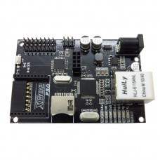 itead W5100 Ethernet Module Development Board with Xbee SD Slot Project Examples for Arduino