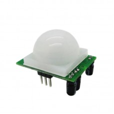ITEAD Small Body Infrared Sensor Infrared Module Tiny PIR 4P 3P Interface for Arduino 2-Pack