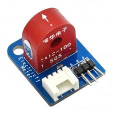 High Quality ITEAD AC Current Transformer Current Sensor Module 0-5A 3P 4P Interface for Arduino