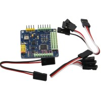 CRIUS MultiWii Standard Edition Flight Controller MWC SE V2.5 Supported 2-Axis for Multicopter