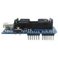 itead Arduino Power Expansion Board Module Power Shield 5V 350mA Battery Power Supply for DIY