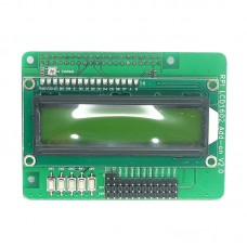Raspberry Pie Module Support  RASPBERRY PI 2model B 1602 LCD Screen Expansion Board for Arduino