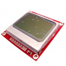 ITEAD for Arduino Nokia 5110 Display Module Can be equipped with Keyboard Expansion Board