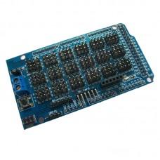 High Quality ITEAD mega2560 Dedicated Sensor Expansion Board ADK DUE IO Shield for Arduino