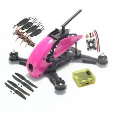 Robocat 270mm Carbon Fiber Racing Mini Quadcopter Frame with Emax 2204 Motor & 12A ESC & CC3D Flight Control