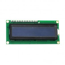 itead Arduino SCM 1602 LCD Display Seriel Port 9600kbps Output LCD Module Blue