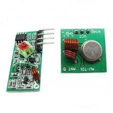 itead Arduino 433MHz Wireless Communication Module Transmitting+MCU Decoding Receiving Kit