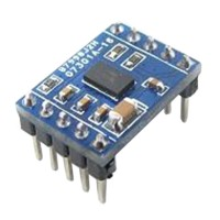 ITEAD MMA7361 Module Triaxial Accelerometer Sensor Module Analog Signal Output for Arduino