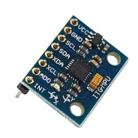 GY-521 MPU-6050 Module 3 Axis Accelerometer Gyroscope 6DOF Module for Arduino