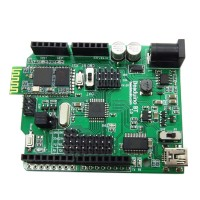 Iteaduino Arduino ATmega328 UNO Development Board Bluetooth HC05 Module BTboard for DIY