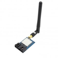 Boscam TS350 5.8G 10mW 8 Channels FPV Wireless AV Transmitter Module with Antenna for Multicopter