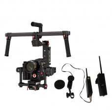 Wireless Follow Focus SLR Electronic Remote Control Hand Held Gimbal Controller Zooming