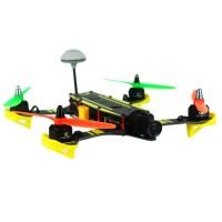 Star Power Jumper 218 Pro 4-Axis Quadcopter Frame Center Board Integrate NAZE32 Flight Control CC3D BEC for FPV