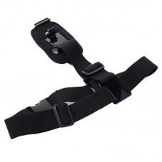 Single Shoulder Strap Mount Chest Harness Belt for GoPro Hero 1 2 3 3+ Camera