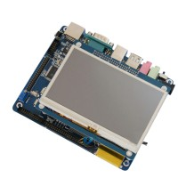 Tq2440 arm9 Development Board S3c2440 Development Module +4.3inch Touch Screen U to Series