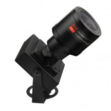 New HD 700TVL COMS Sony Mini CCTV Security Tiny FPV Camera 2.8-12mm Lens Focus Zoom FPV Color Camera