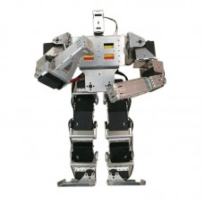 19 DOF Biped Robot Humanoid Anthropomorphic Combat Battle Robot Kit Height 38cm