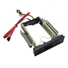 SEATAY SCASE 310 3.5inch Built-in SATA Hard Disk Extraction Frame with Safety Lock Free Screw Installation