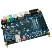 Xilinx Siga-S16 FPGA Development Board Spartan6 DDR2 with Downloader 5V/2A power supply